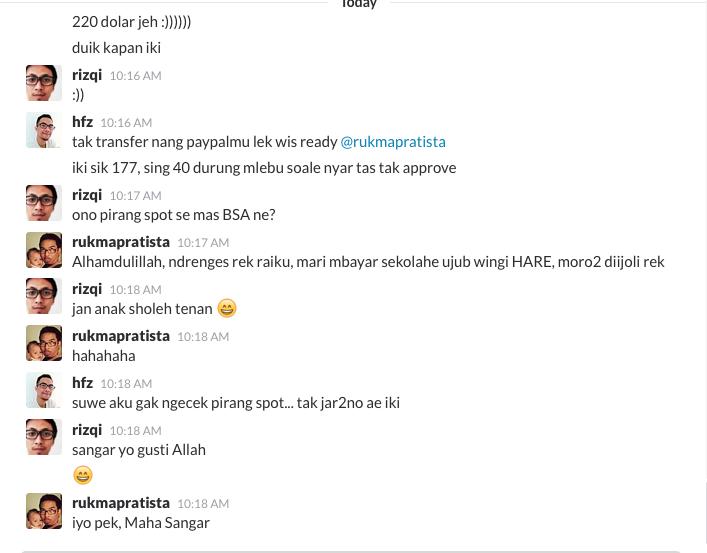 Percakapan Slack - 29/12/2012 10:22